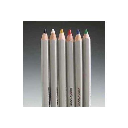 Staedtler Lumocolor Omnichrom Non-Permanent Marker Pencil Pack of 12 Red
