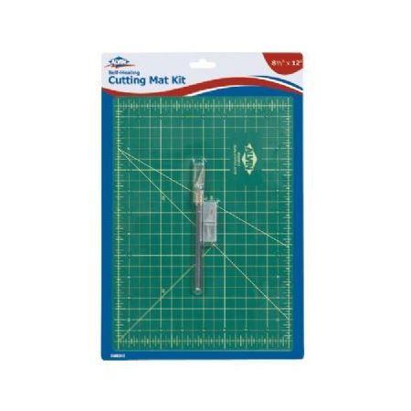 Alvin Self Healing Cutting Mat Kit 8 1 2 X 12 Du All Art