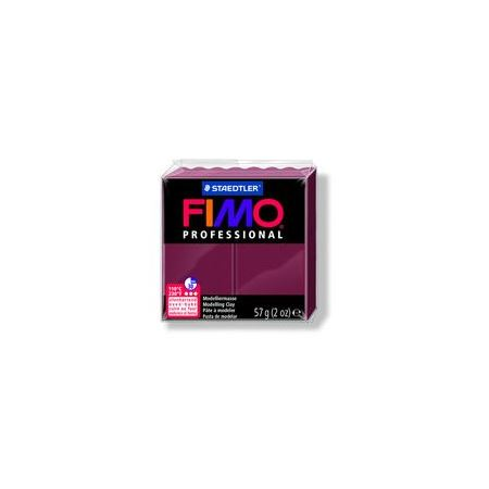Fimo Professional Oven Hardening Modeling Clay 57g Box of 6 Bordeaux