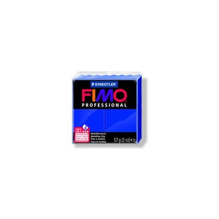 Fimo Professional Oven Hardening Modeling Clay 57g Box of 6 Ultramarine