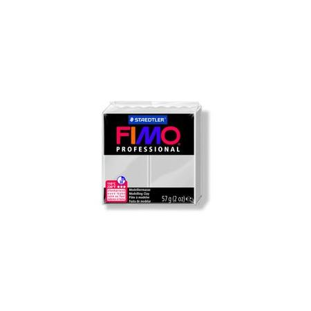 Fimo Professional Oven Hardening Modeling Clay 57g Box of 6 Dolphin Grey