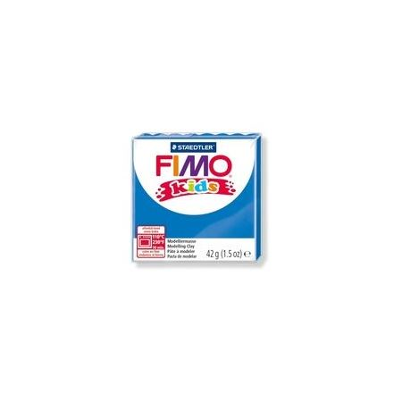 FIMO Kids Modeling Clay Box of 8 Blue