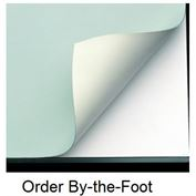"Boardcover By The Foot 37"" Green/Cream"