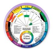Artist Color Wheel By the Color Wheel Company