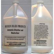 Ammonia Neutralizer Absorber Quantity of 4 One-Gallon Bottles