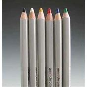 Staedtler Lumocolor Omnichrom Marking Non Permanent Yellow Pencil Box of 12