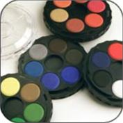 Watercolor Wheel 24Color Stack Pack