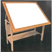 GAGNE Porta-Trace LED Light Table 24x36 with Stand