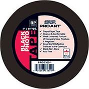 Tape Photo Black 3/4X60 Yd