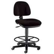ALVIN® Premo Ergonomic Chair Black