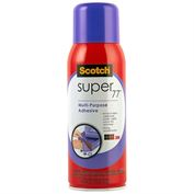 Adhesive Super 77 Spray Can 13.57oz