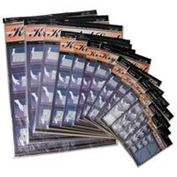 Krystal Seal Bags 9X12 inches Pack of 25