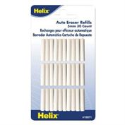 Eraser Refills for Helix, Staedtler, Alvin and Koh-I-Noor Battery eraser