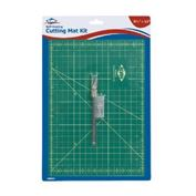 Alvin® Self-Healing Cutting Mat Kit 8 1/2 x 12