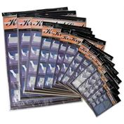 "Krystal Seal Bags 11"" X 17"" Pack of 25"