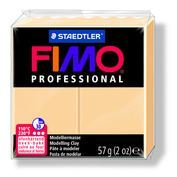 Fimo Professional Oven Hardening Modeling Clay 57g Box of 6 Champagne