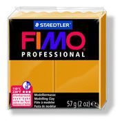 Fimo Professional Oven Hardening Modeling Clay 57g Box of 6 Ochre