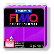 Fimo Professional Oven Hardening Modelling Clay 57g Box of 6 True Magenta