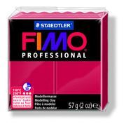 Fimo Professional Oven Hardening Modeling Clay 57g Box of 6 Carmine