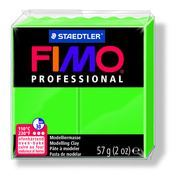 Fimo Professional Oven Hardening Modeling Clay 57g Box of 6 Sap Green