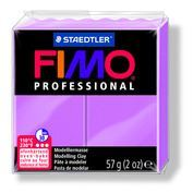 Fimo Professional Oven Hardening Modeling Clay 57g Box of 6 Lavender
