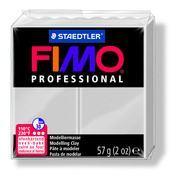 Fimo Professional Oven Hardening Modelling Clay 57g Box of 6 Dolphin Grey