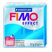 Fimo Clay Effect 57g Box of 6 Translucent Blue
