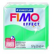 Fimo Clay Effect 57g Box of 6 Translucent Green