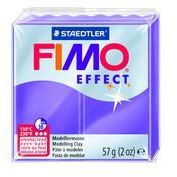 Fimo Clay Effect 57g Box of 6 Translucent Purple