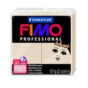 FIMO Professional Doll Art Modeling Clay 57g Box of 6 Transulent Beige