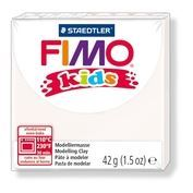 FIMO Kids Modeling Clay Box of 8 White