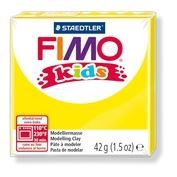 FIMO Kids Modeling Clay Box of 8 Yellow