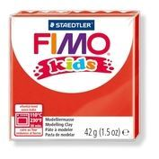 FIMO Kids Modelling Clay Box of 8 Red