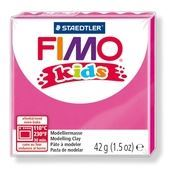 FIMO Kids Modelling Clay Box of 8 Pink