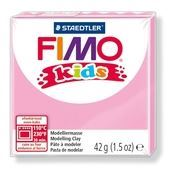 FIMO Kids Modelling Clay Box of 8 Rose