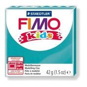 FIMO Kids Modeling Clay Box of 8 Turquoise