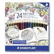 Staedtler Colored Pencils by Noris 24 Count Set