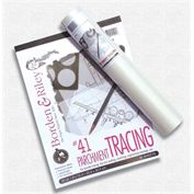 Tracing Paper Monroe Light-Weight Parchment Roll 42X20 Yards