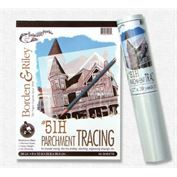 Tracing Paper No.51H Monroe Triple T  Parchment Roll 12X20  Yards